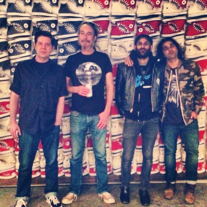 Zerobridge @ Converse Rubber Tracks Studios NYC